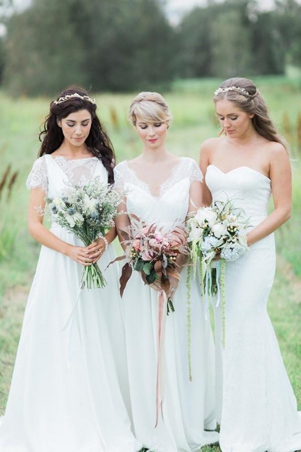 Brides Wearing Jennifer Go