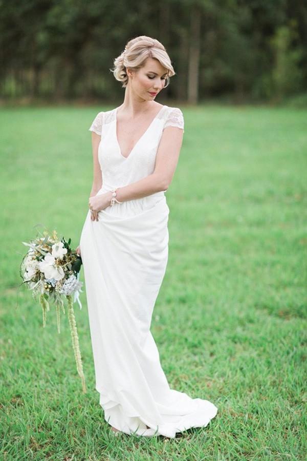 Bride Twirling In Wedding Dress
