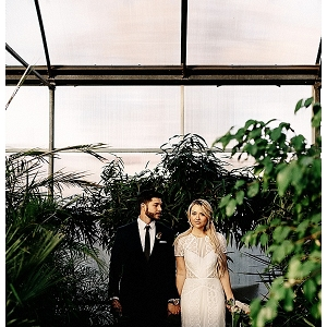 Greenhouse Elopement