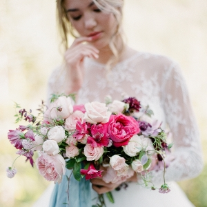 Rocky Mountain Bride Wedding Bouquet