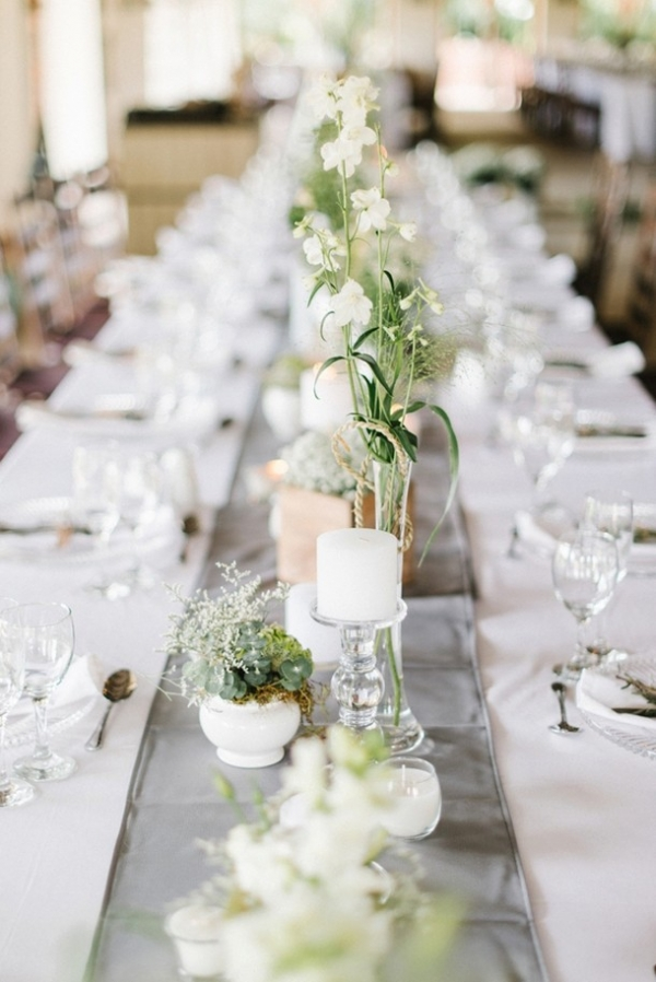 Contemporary Rustic South African Wedding Aisle Society