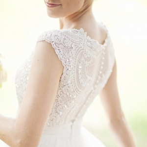 Julia Ferrandi wedding dress