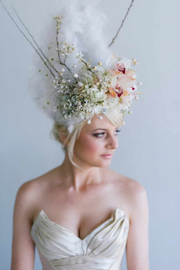 Winter Fantasy Headpiece