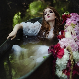 Ophelia Bridal Portrait