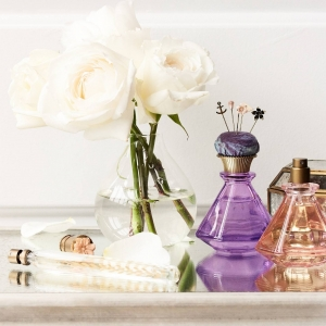 Victorian-inspired eau de parfum from Happ & Stahns