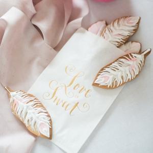Love Is Sweet Favor Bags