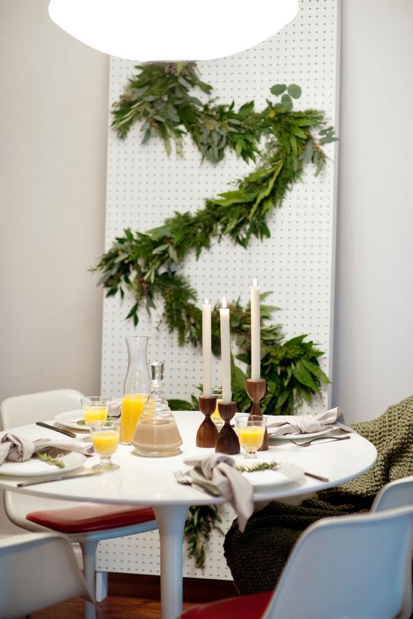 A mid-century modern Christmas
