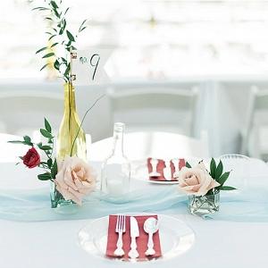Elegant Spring Wedding on The Budget Savvy Bride