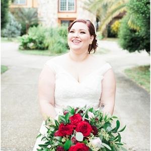 winter Florida wedding on The Budget Savvy Bride