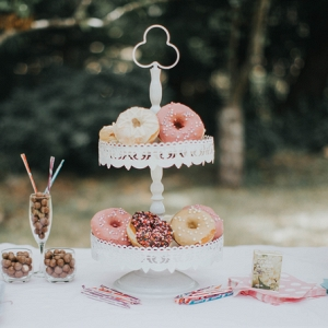 Magical Woodland Wedding Desserts