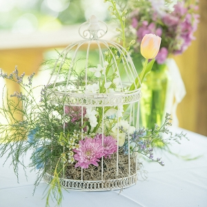 Monet Inspired Wedding
