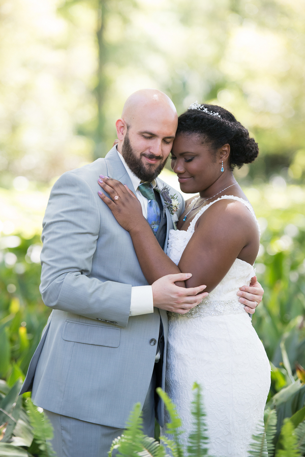 Real Wedding shot by Corner House Photography
