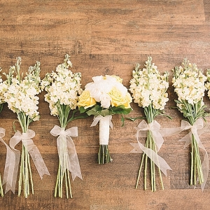 Rustic Barn Wedding on The Budget Savvy Bride