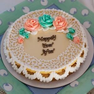 Wedding Cheesecake | Photo by Karen Feder Photography