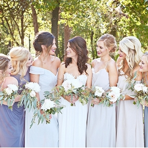 Woodlands Chic Wedding on The Budget Savvy Bride