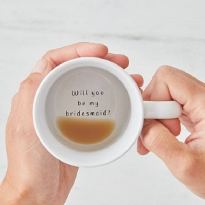 Bridesmaid Proposal Coffee Mug