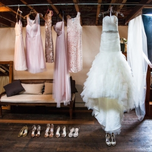 vintage+inspired+bridesmaid+wedding+dresses