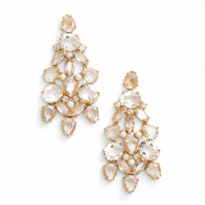 'Chantilly Gems' Chandelier Earrings  by kate spade new york