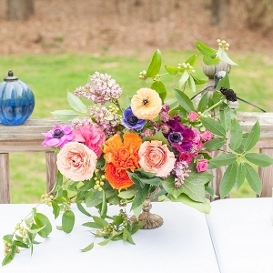An Enchanted Boho Inspired Party with Gems Galore