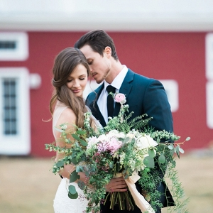 A Fairytale Farm Wedding in Vermont