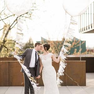 Mid-Century Modern Inspired Wedding Ideas