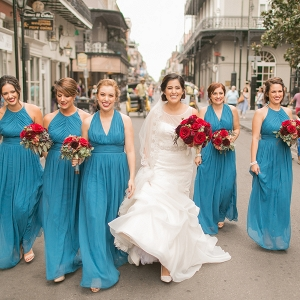New Orleans Nuptials in the French Quarter