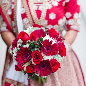 Indian wedding on Tidewater & Tulle