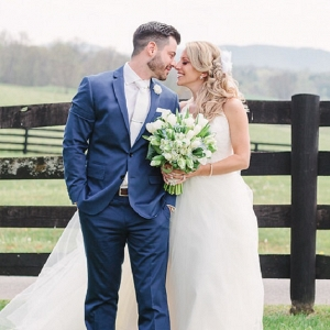 Spring Marriott Ranch couple wedding portraits