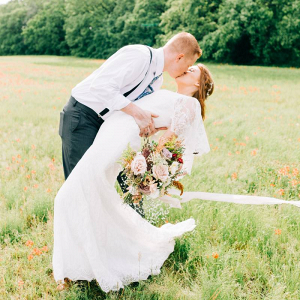 Anne of Green Gables wedding couple