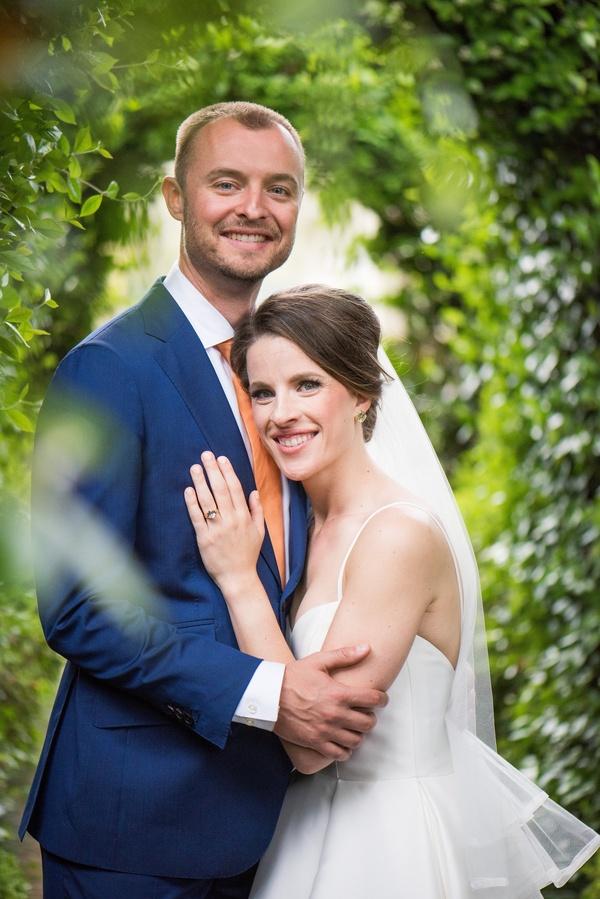Houston wedding portrait