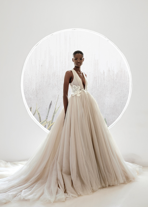 ANDREA IYAMAH 2018 Bridal Collection