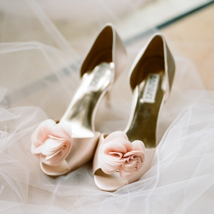 blush badgley mischka shoes