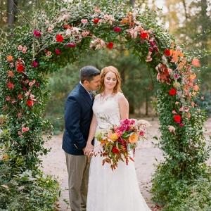 Boho Chic Farm Wedding Inspiration