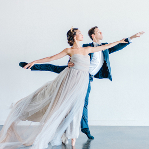 Ballerina wedding inspiration