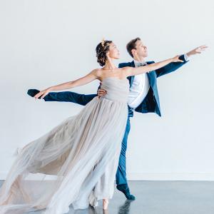 Ballerina wedding inspiration