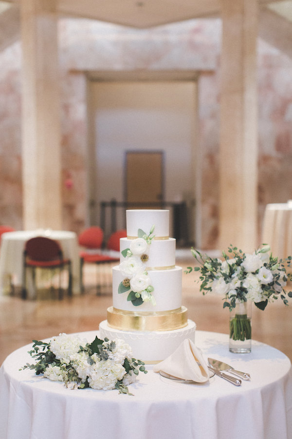 Elegant Art Museum Wedding on Aisle Perfect