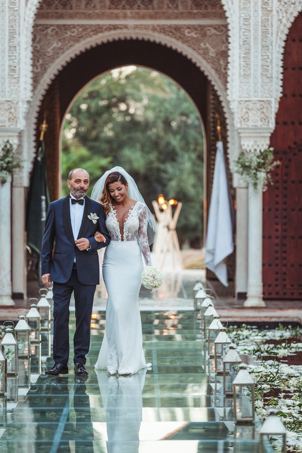 Luxury Wedding in Morocco on Aisle Perfect