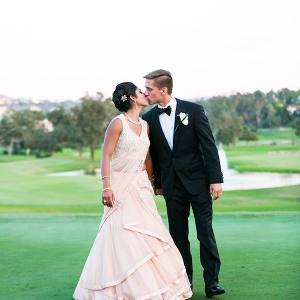 luxury fusion wedding