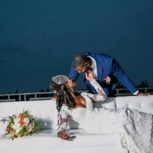 Modern Brooklyn Loft Wedding on Aisle Perfect