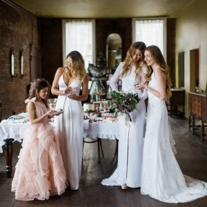 Marie Antoinette Wedding Inspiration Shoot