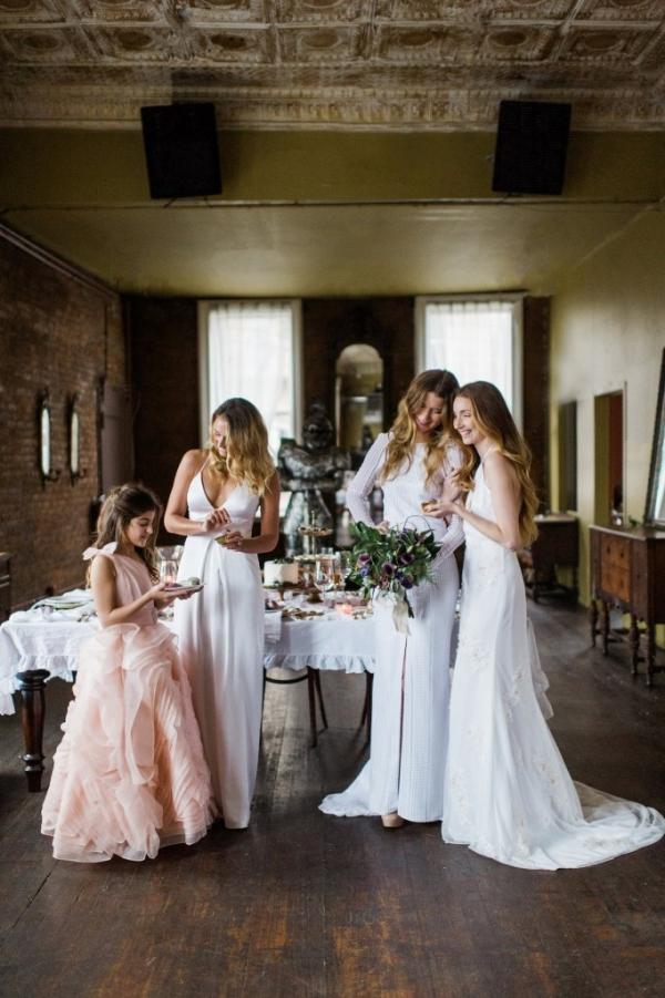 Marie Antoinette Wedding Inspiration Shoot
