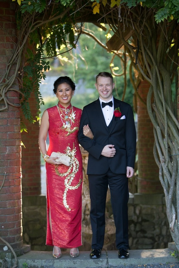 Cultural Wedding at The Mansion at Turner Hill
