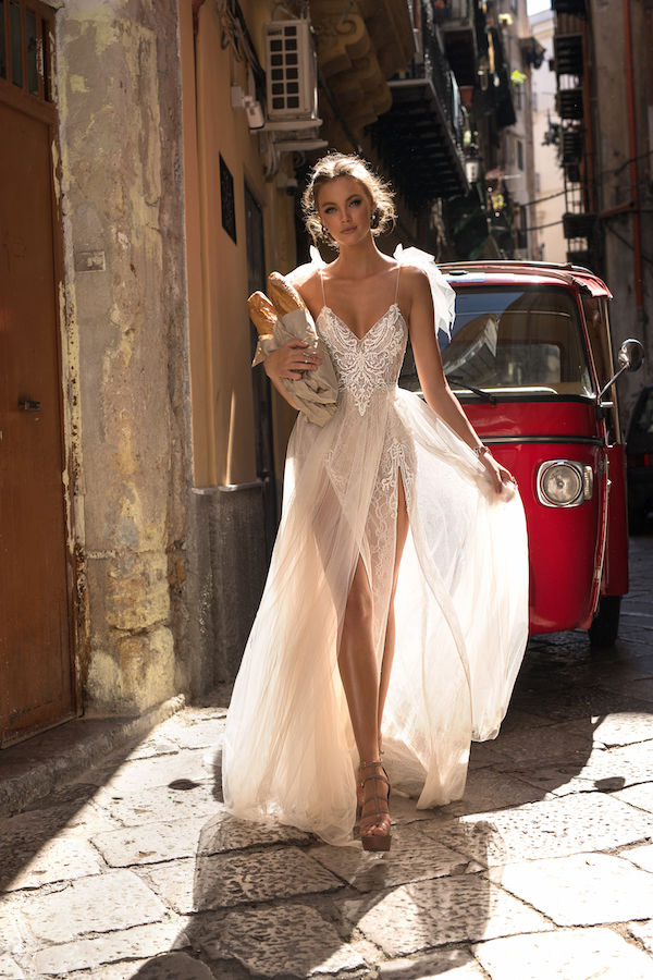 Berta Bridal MUSE 2018 collection