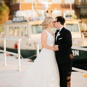 Nautical Bayside Wedding in Traverse City, Michigan