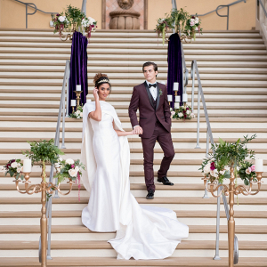Royal wedding inspiration