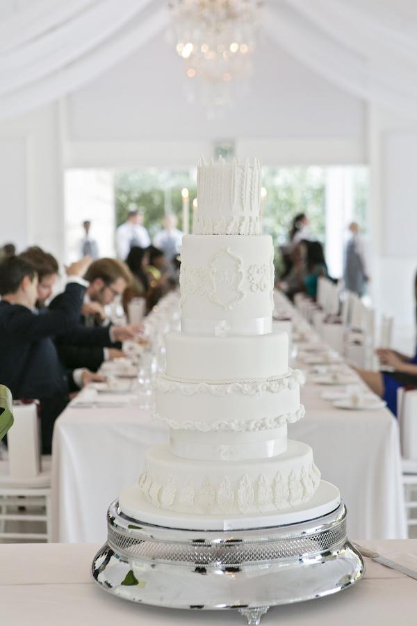 All White Cape Town Wedding at Lourensford Estate
