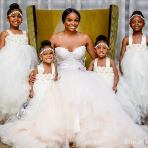 all white flower girls tutu dresses
