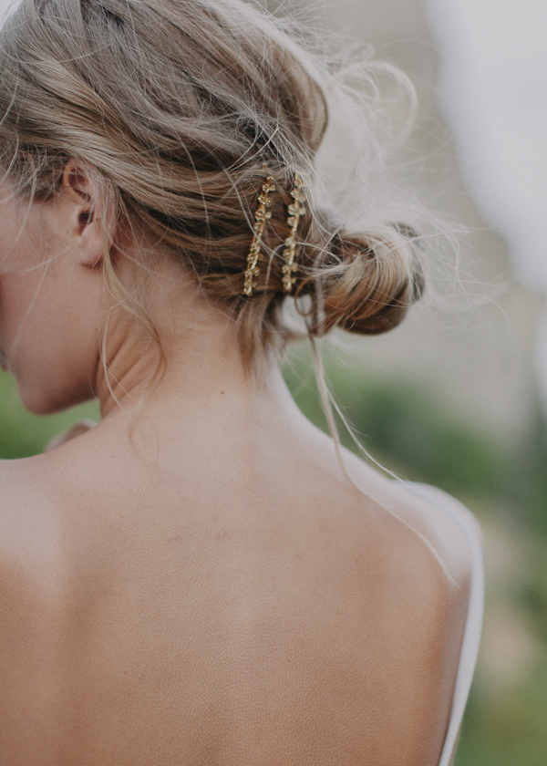 Hair Accessories Can Be Subtle and Pack a Punch
