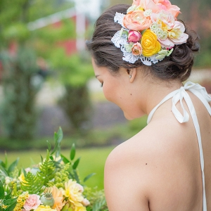 This Springy Shoot is Fresh, Fun Inspiration!