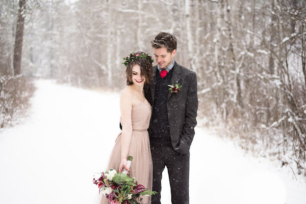 Planning A Winter Wedding? Read Our Top Tips!